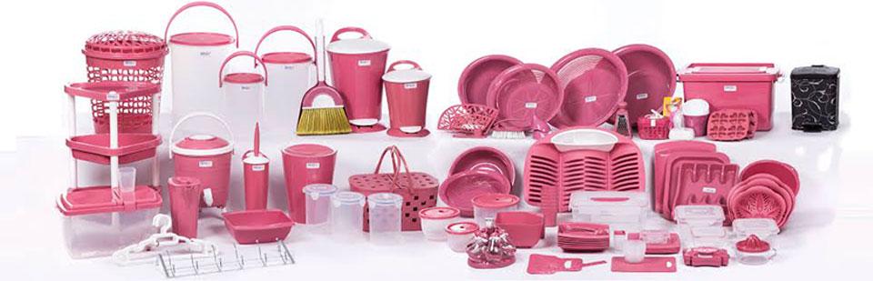 لوازم و محصولات پلاستیکی